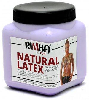 Tekutý latex - fialový – Erotické pomůcky z latexu