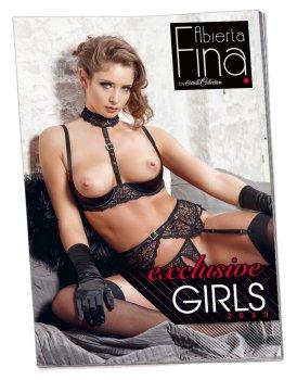 Nástěnný kalendář ABIERTA FINA 2020 – Sexy erotické kalendáře