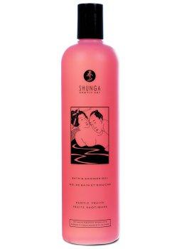 Sprchový gel Shunga Exotic Fruits – Sprchové gely