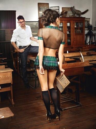 Kostým Studentka katolické školy - Catholic Schoolgirl