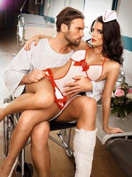Kostým Zdravotní sestra - Candy Nurse – Dámské sexy kostýmy pro roleplay