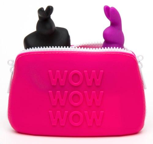 Silikonová taštička na erotické pomůcky Happy Rabbit S (malá)