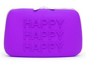 Silikonová taštička na erotické pomůcky Happy Rabbit L (velká) – Tašky, kufříky na erotické pomůcky