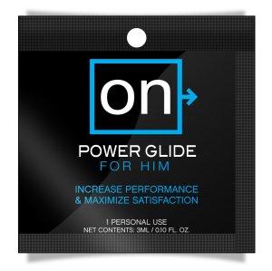 Gel na erekci Sensuva ON Power Glide for Him - VZOREK – Přípravky na zlepšení erekce
