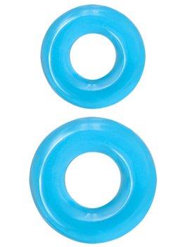 Sada erekčních kroužků Renegade Double Stack – Sady erekčních kroužků