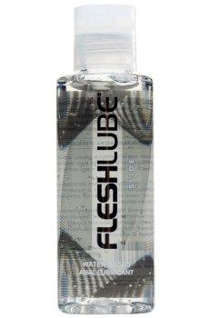 Lubrikační gel Fleshlight Fleshlube Slide, anální – Anální lubrikační gely