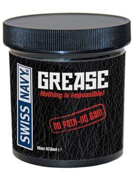 Anální lubrikační gel Swiss Navy Grease - olejový – Anální lubrikační gely