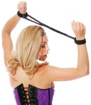 Provazová pouta Silk Rope Love Cuffs
