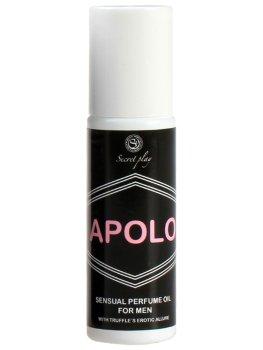 Kuličkový olejový parfém s feromony pro muže Apolo – Feromony pro muže