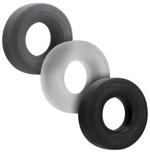 Sada erekčních kroužků Hünky Junk – Nevibrační erekční kroužky