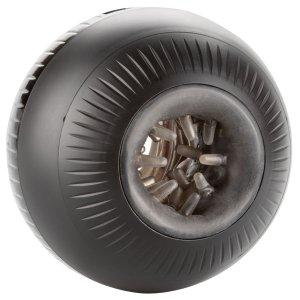 Kompresní a vibrační masturbátor Optimum Power Masturball – Vibrační masturbátory pro muže