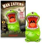 Vibrační masturbátor pro muže Man Eaters