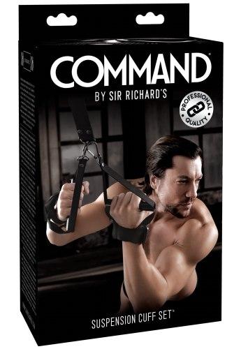 Závěsná stahovací pouta COMMAND by Sir Richard's