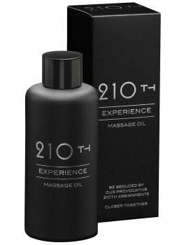 Masážní olej 210th Experience – Masážní oleje