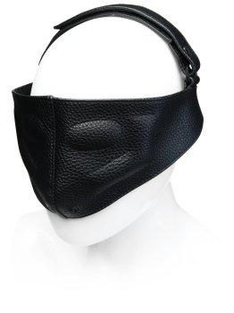 Kožená maska na oči a nos Blinding Mask – Masky na oči