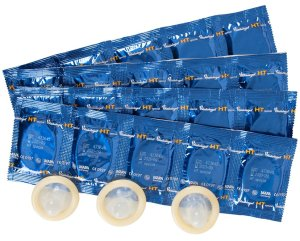 Extra silný kondom Blausiegel HT Special – Zesílené, anální kondomy