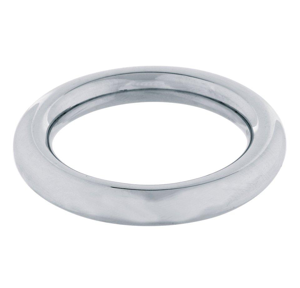 Kovový kroužek při plné erekci jen tak nesundáš.
